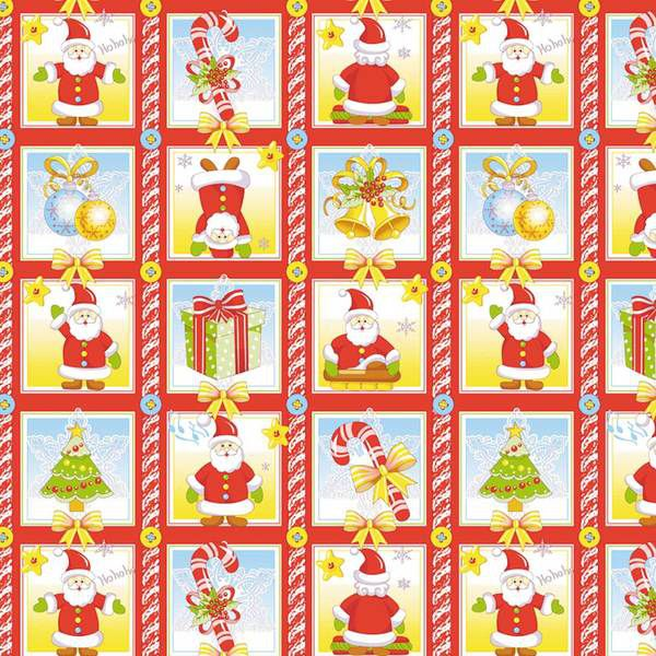 Набор новогодний полотенец вафельных 222 фото