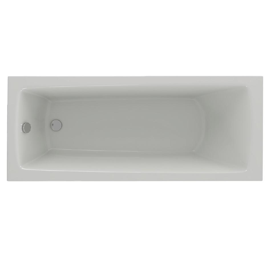 Акриловая ванна Aquatek Либра-150х70 NEW LIB150N-0000003 без гидромассажа