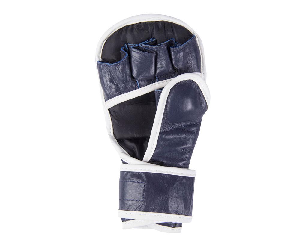 Перчатки для смешанных единоборств Clinch Union синие S