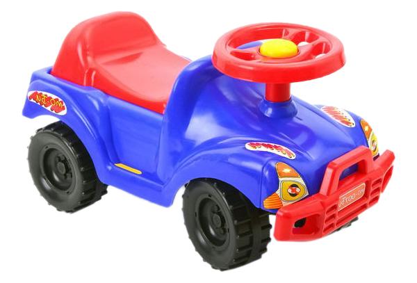 Каталка детская Совтехстром Автомобиль У431