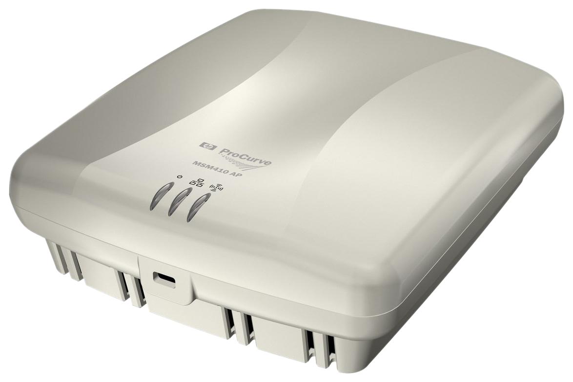 Точка доступа HP ProCurve MSM410 White (J9427B)