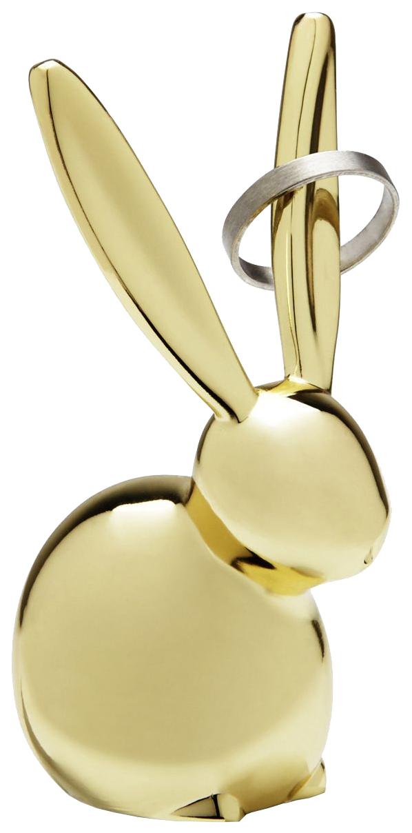 Подставка для колец Umbra Zoola Кролик Латунь фото