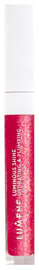 Блеск для губ Lumene Luminous Shine Hydrating#and#Plumping Lip Gloss 5 Bright Rose 5 мл