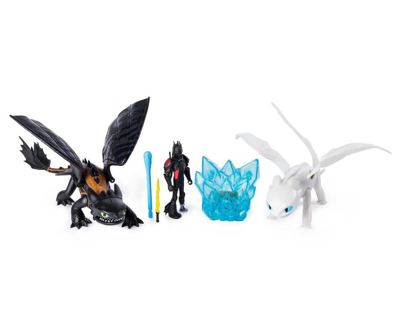 Купить Игровой набор Spin Master Dragons Беззубик и Дневная Фурия, Игровые наборы