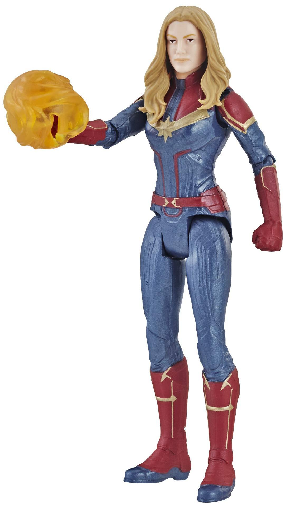 Фигурка Marvel AVENGERS Мстители - Капитан Марвел 15 см - из фильма