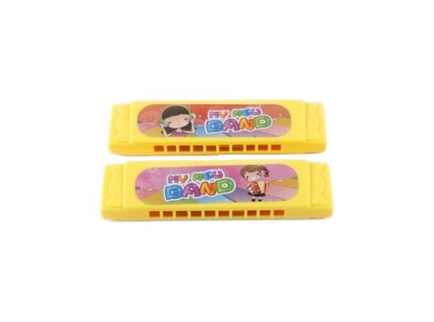 Губная гармошка игрушечная 2 шт.Shantou Gepai my new band B1328809