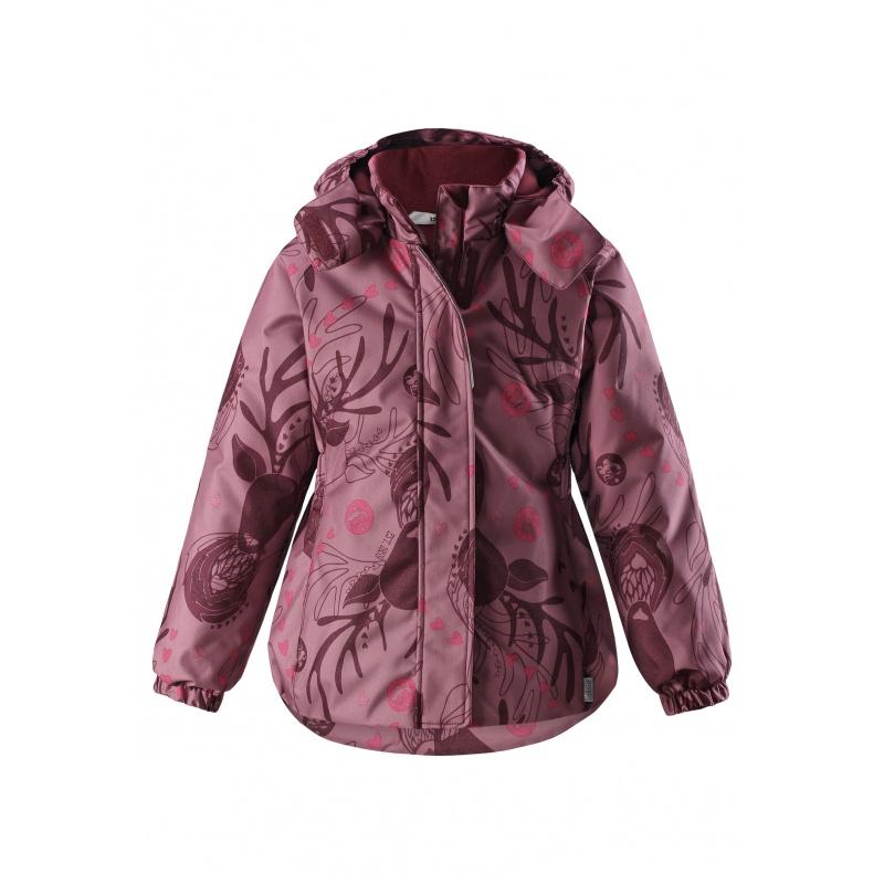 Куртка LASSIE by REIMA Розовый р.104 фото