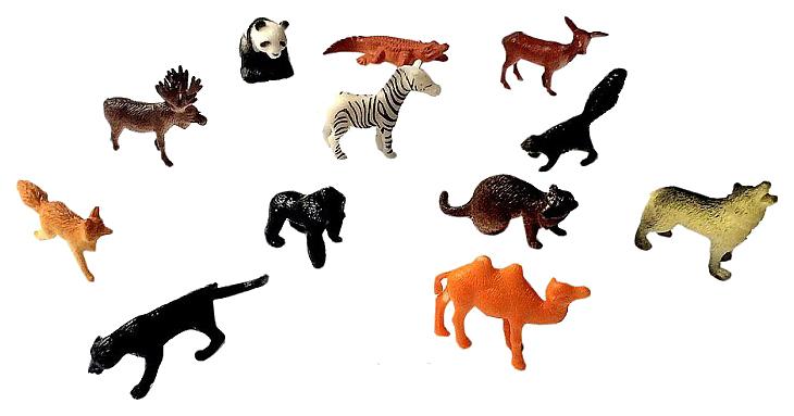 Купить Игровой набор Shantou Gepai Jungle Animals,