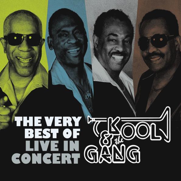 Аудио диск Kool & The Gang The Very Best Of Kool & The Gang - Live In Concert (RU)(CD)