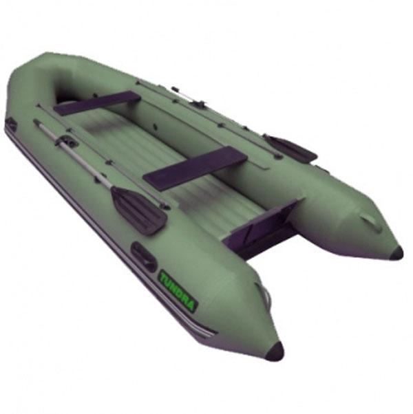 Лодка Leader Тундра-325 3,25 x 1,31 м green фото