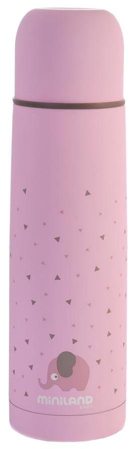 Термос Miniland Silky 0,5 л розовый