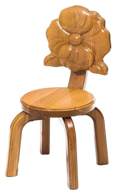 Детский стульчик Буковка Мак фото