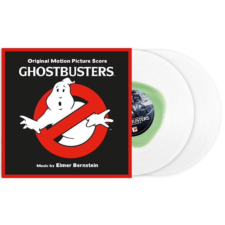 Soundtrack Elmer Bernstein: Ghostbusters (35th Anniversary)(Coloured Vinyl)(2LP), Медиа  - купить со скидкой