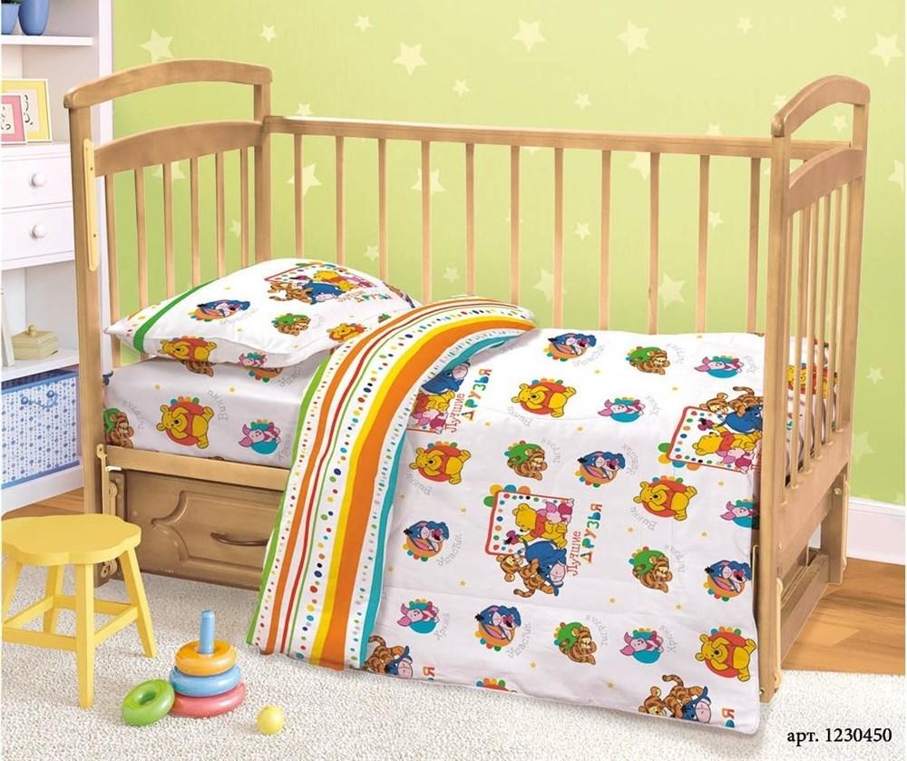 Детское постельное белье ЭТЕЛЬ Mason Цвет: Мультитон (112х147 см)