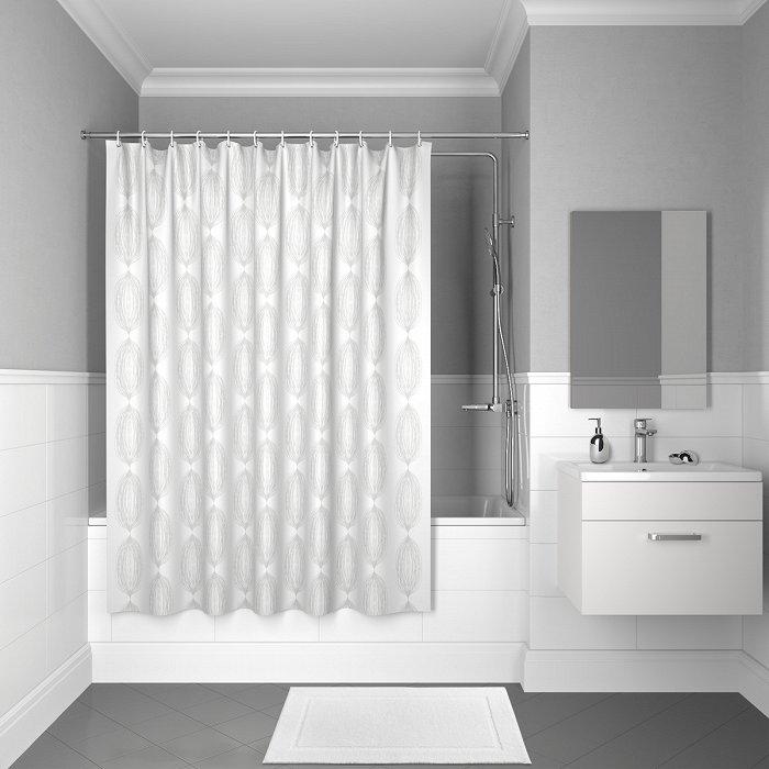 Штора для ванной комнаты IDDIS Décor D15P218i11