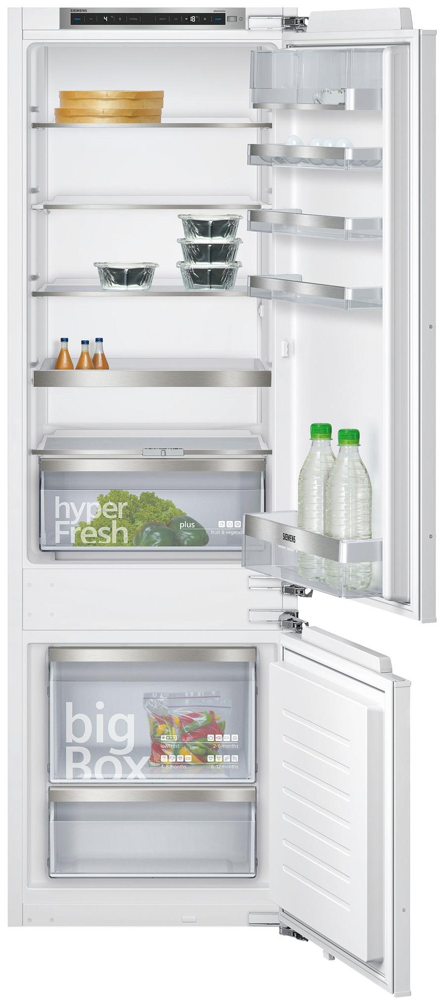 Встраиваемый холодильник Siemens KI87SAF30R Silver