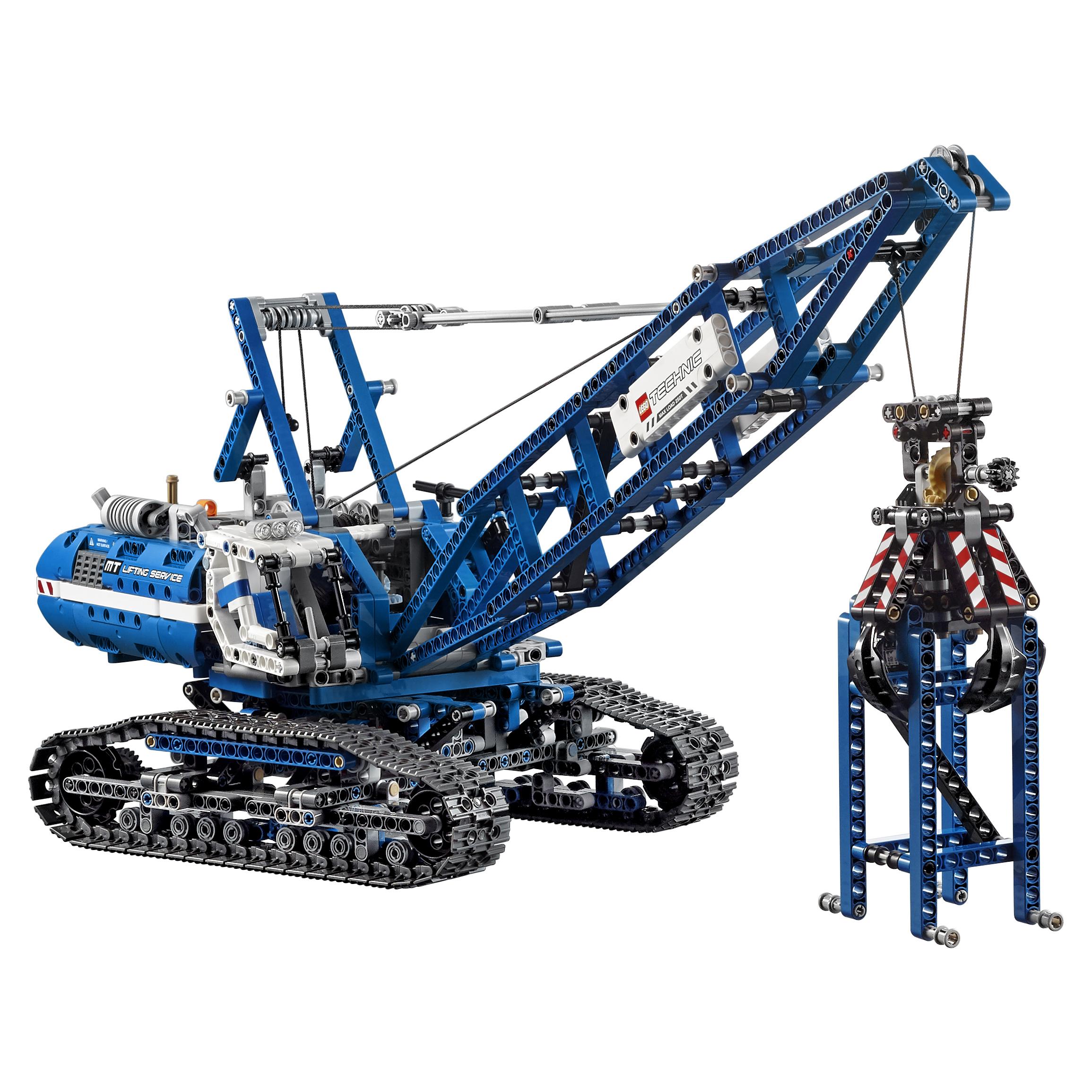 Конструктор LEGO Technic Гусеничный кран (42042)