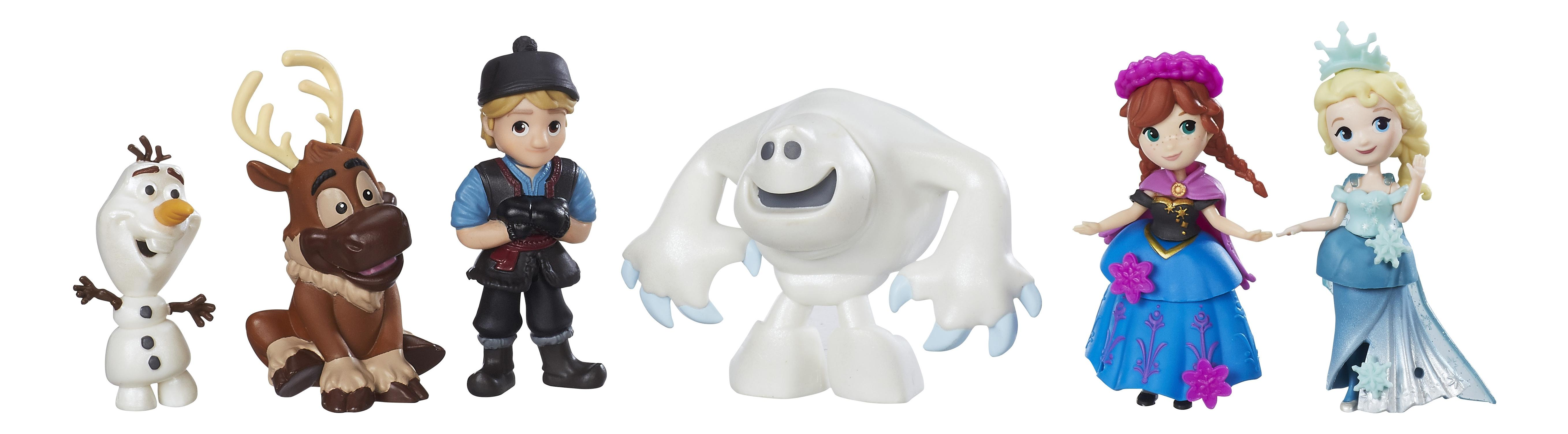 Купить Фигурки персонажей frozen c1118, Disney Princess, Игровые наборы