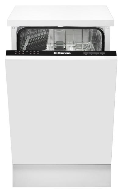 Встраиваемая посудомоечная машина Hansa ZIM 476 H White фото