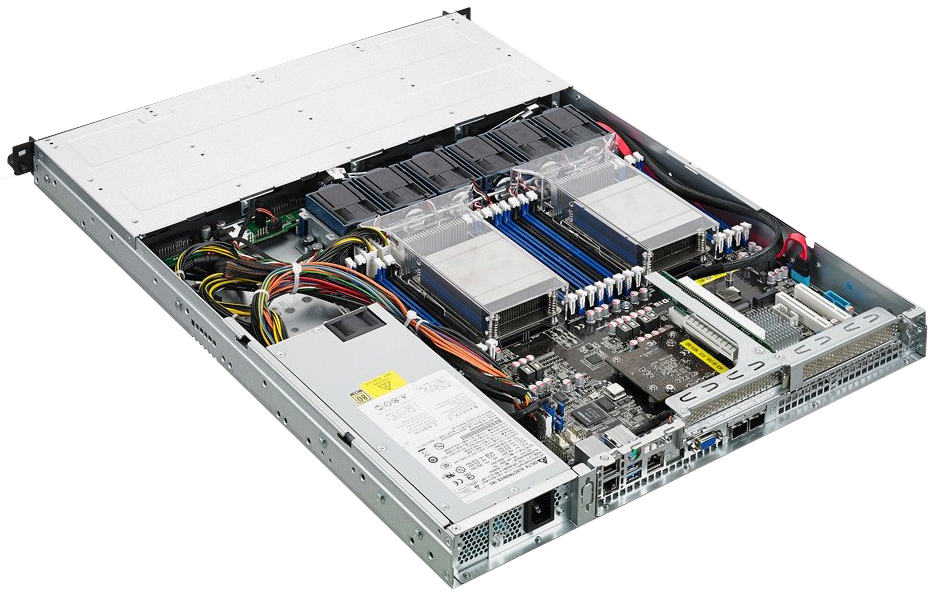 Серверная платформа ASUS RS500 E8 PS4 V2