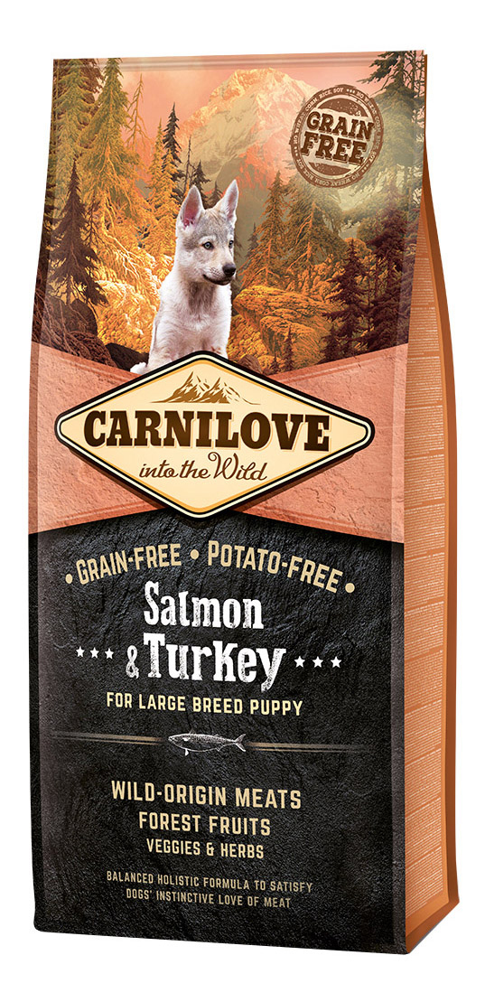 CARNILOVE FOR LARGE BREED PUPPY