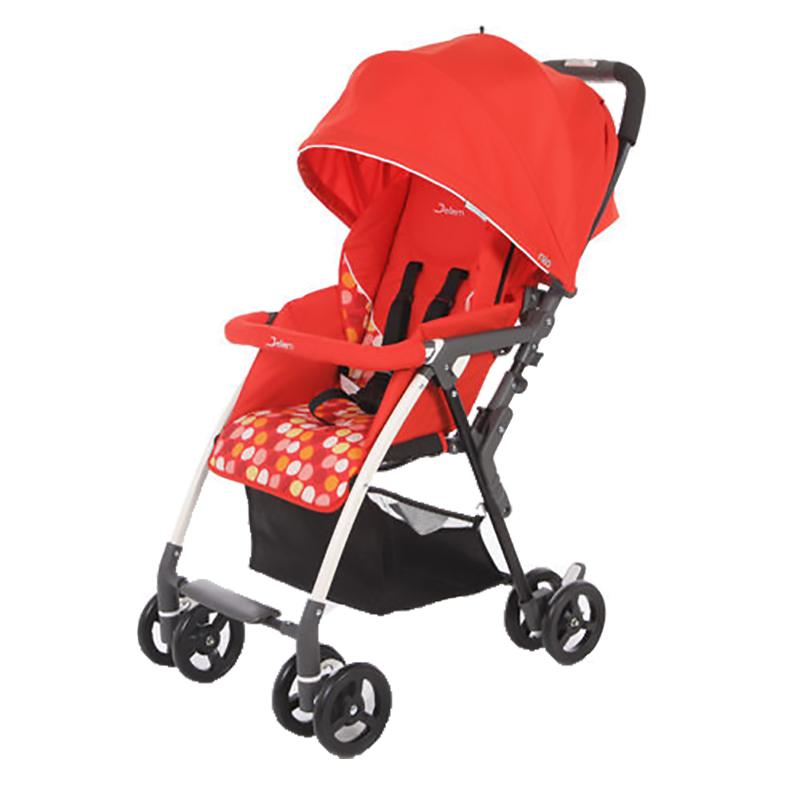 Купить Прогулочная коляска Jetem Neo Red, Коляски-книжки