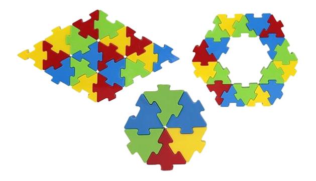 Купить Конструктор пластиковый Pilsan Funny Blocks 80 деталей, Конструкторы пластмассовые