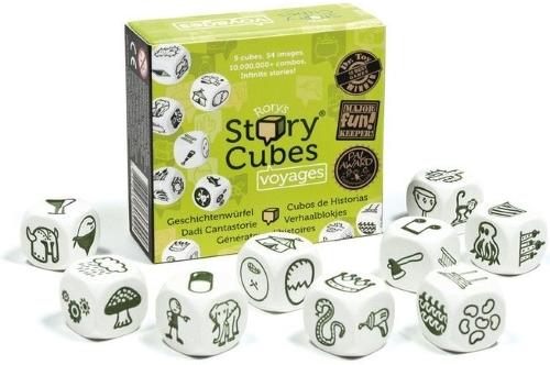 Настольная игра RORYS STORY CUBES Кубики Историй: Путешествия фото