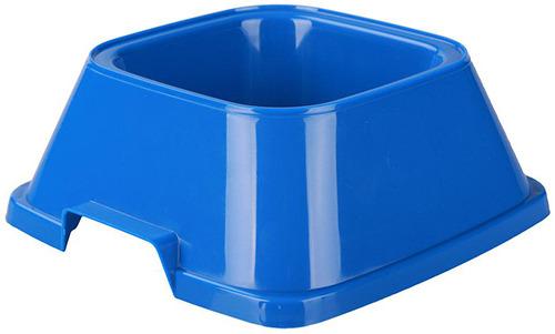 Одинарная миска для собак HITT, пластик, резина,