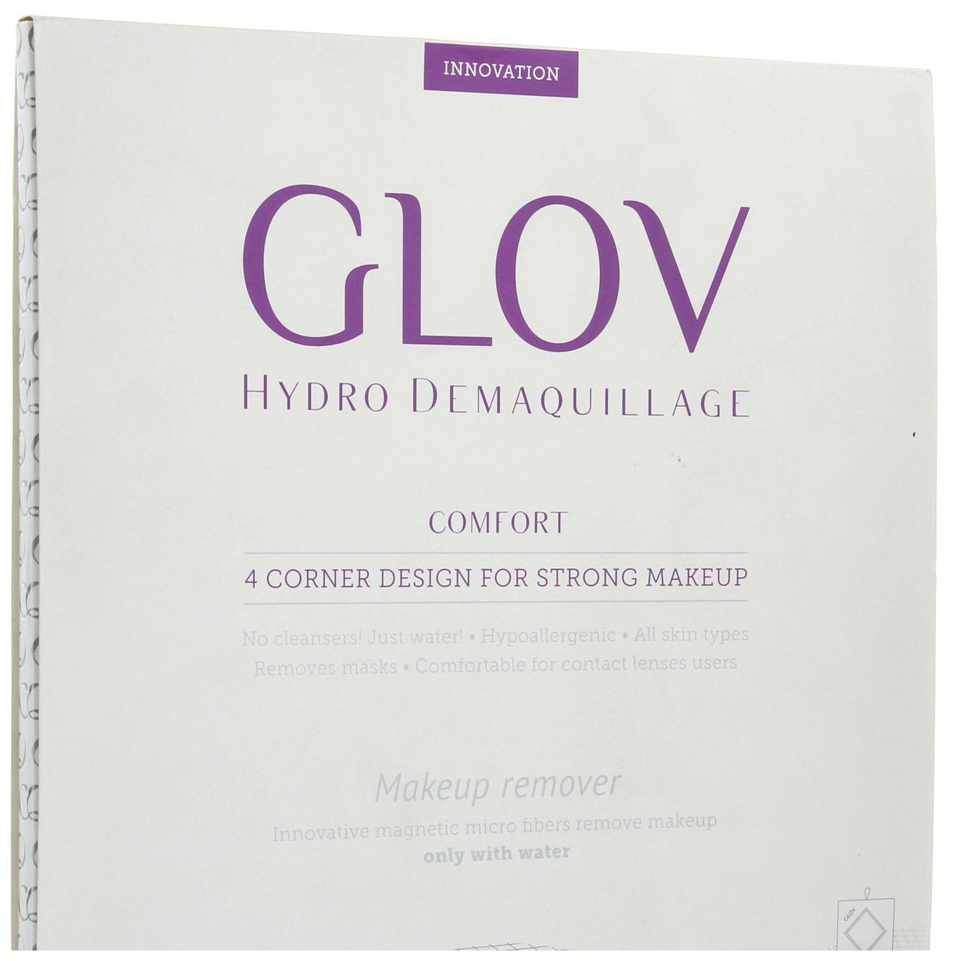 Рукавичка для снятия макияжа GLOV Comfort фото