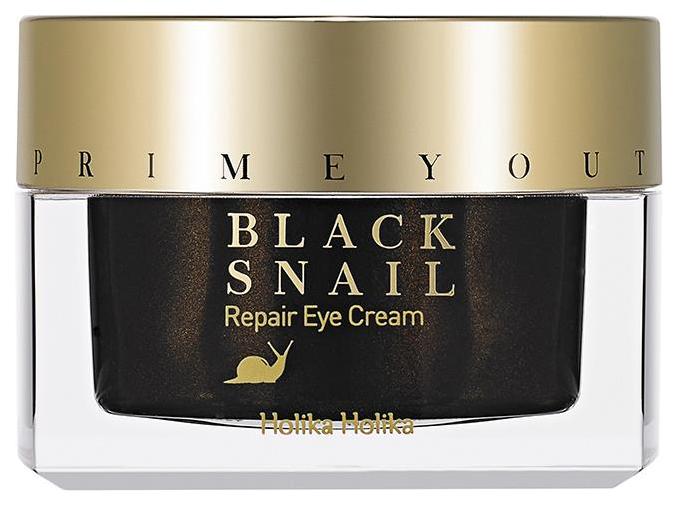 Крем для глаз Holika Holika Prime Youth Black Snail Repair Eye Cream 30 мл фото