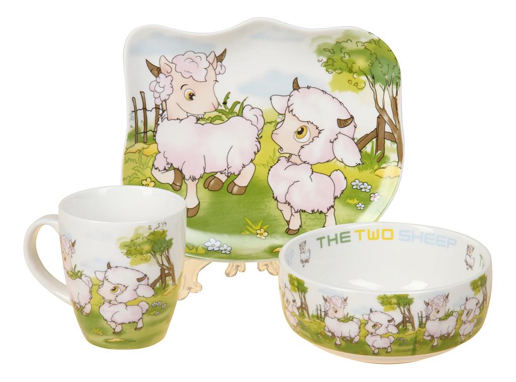Купить Набор детской посуды 8783, Набор детской посуды, Rosenberg, Наборы детской посуды