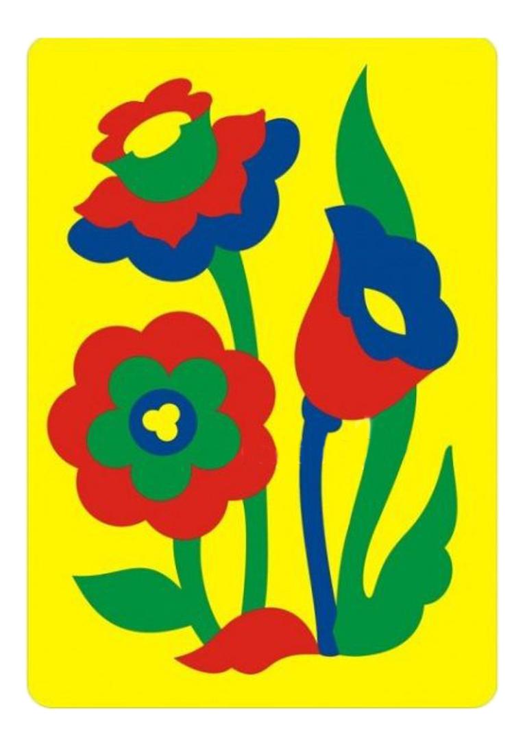 Купить Цветы, Мозаика Флексика Цветы, ТЕДИКО, Мозаики