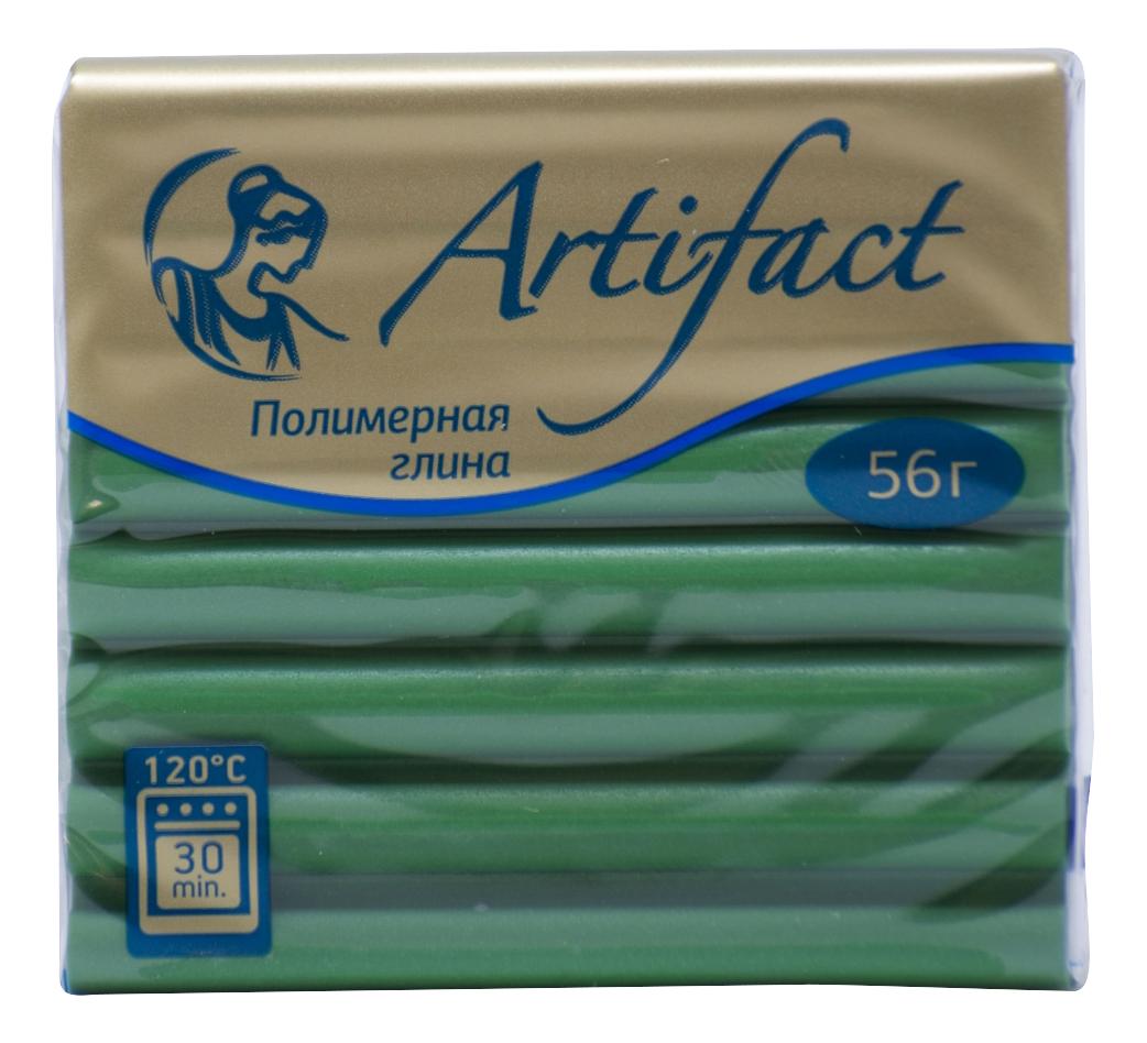 Глина для лепки Artifact Травяной классический фото