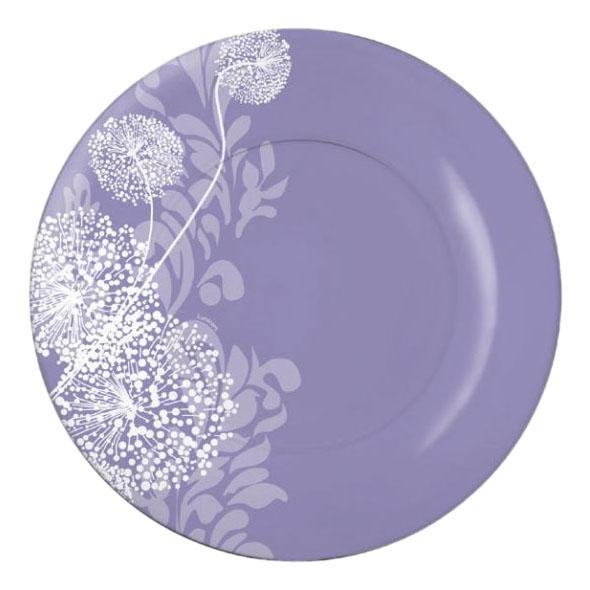 Тарелка Luminarc Pium violet 21 см