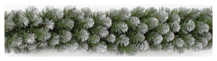 Гирлянда новогодняя Triumph Tree Колорадо 270x30 см