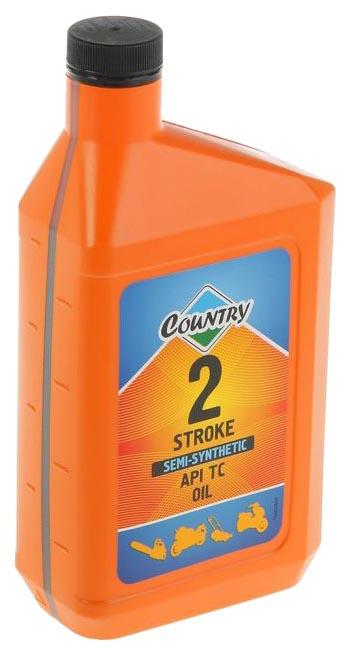 Моторное масло двухтактное полусинтетическое 3ton Country2t ST-502 1л