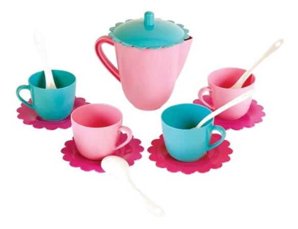 Купить Набор посуды игрушечный Mary Poppins Зайка 39322, ИП Суслов А.И., Игрушечная посуда
