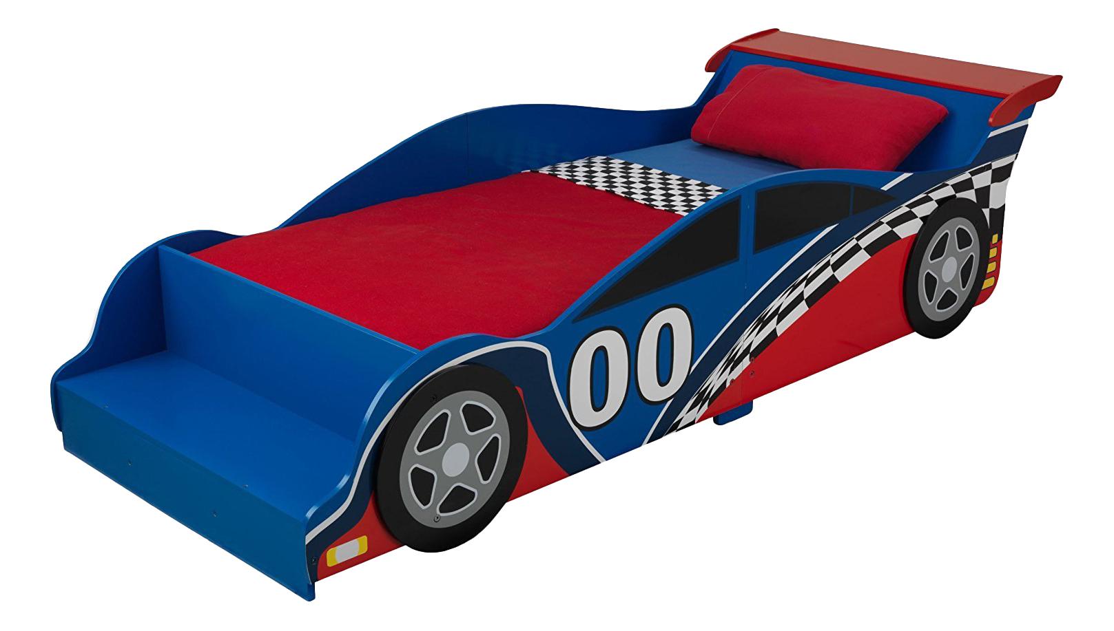 Кровать KidKraft Гоночная машина фото