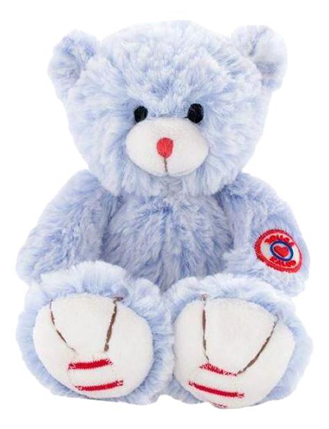 Купить Руж. Маленький мишка голубой 19 см, Мягкая игрушка Kaloo Руж Маленький Мишка Голубой 19 см K963541, Мягкие игрушки животные