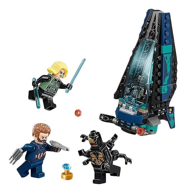 Конструктор LEGO Super Heroes Атака всадников (76101)