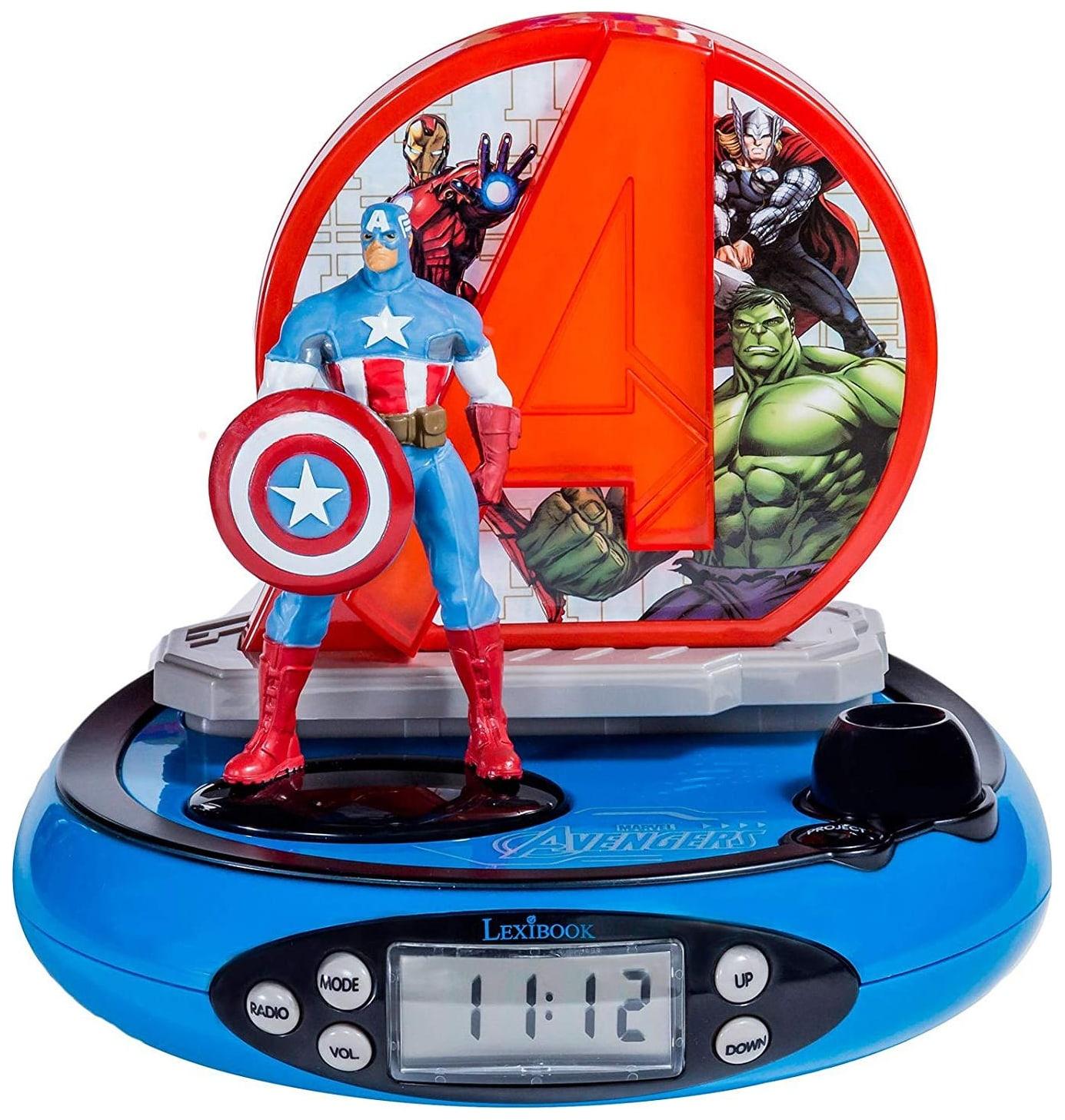 Часы будильник Lexibook 267366 RP500AV