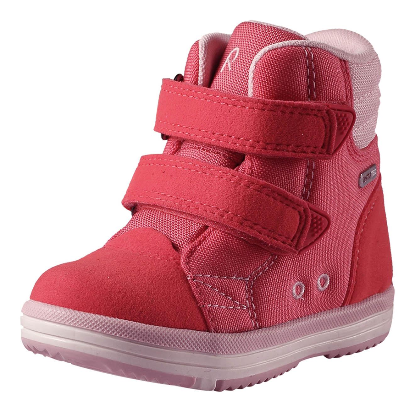Купить Ботинки Patter 35 р. красный 35 Reima 569344-3340, Детские ботинки