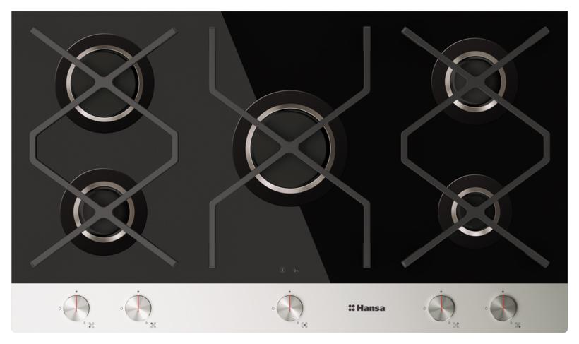 Встраиваемая варочная панель газовая Hansa BHKS 830500