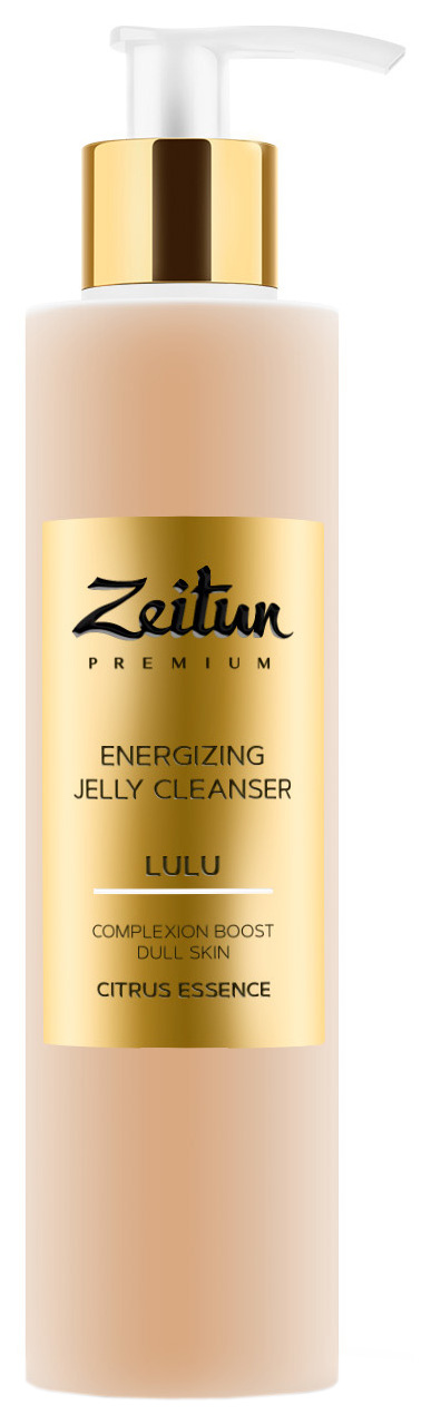 Гель для умывания Zeitun Lulu 200 мл