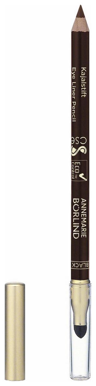 Купить Карандаш для глаз Annemarie Borlind Eye Liner Pencil Черно-коричневый 1, 8 г
