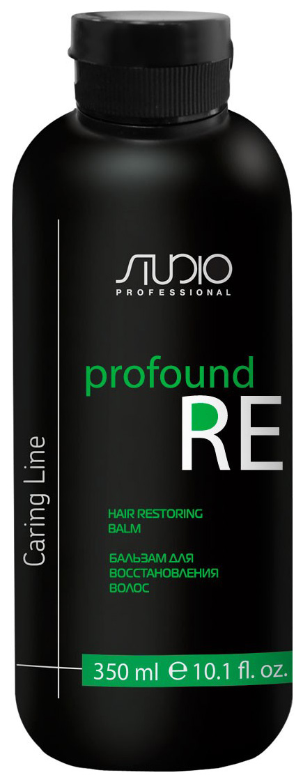 KAPOUS PROFOUND RE HAIR RESTORING BALM