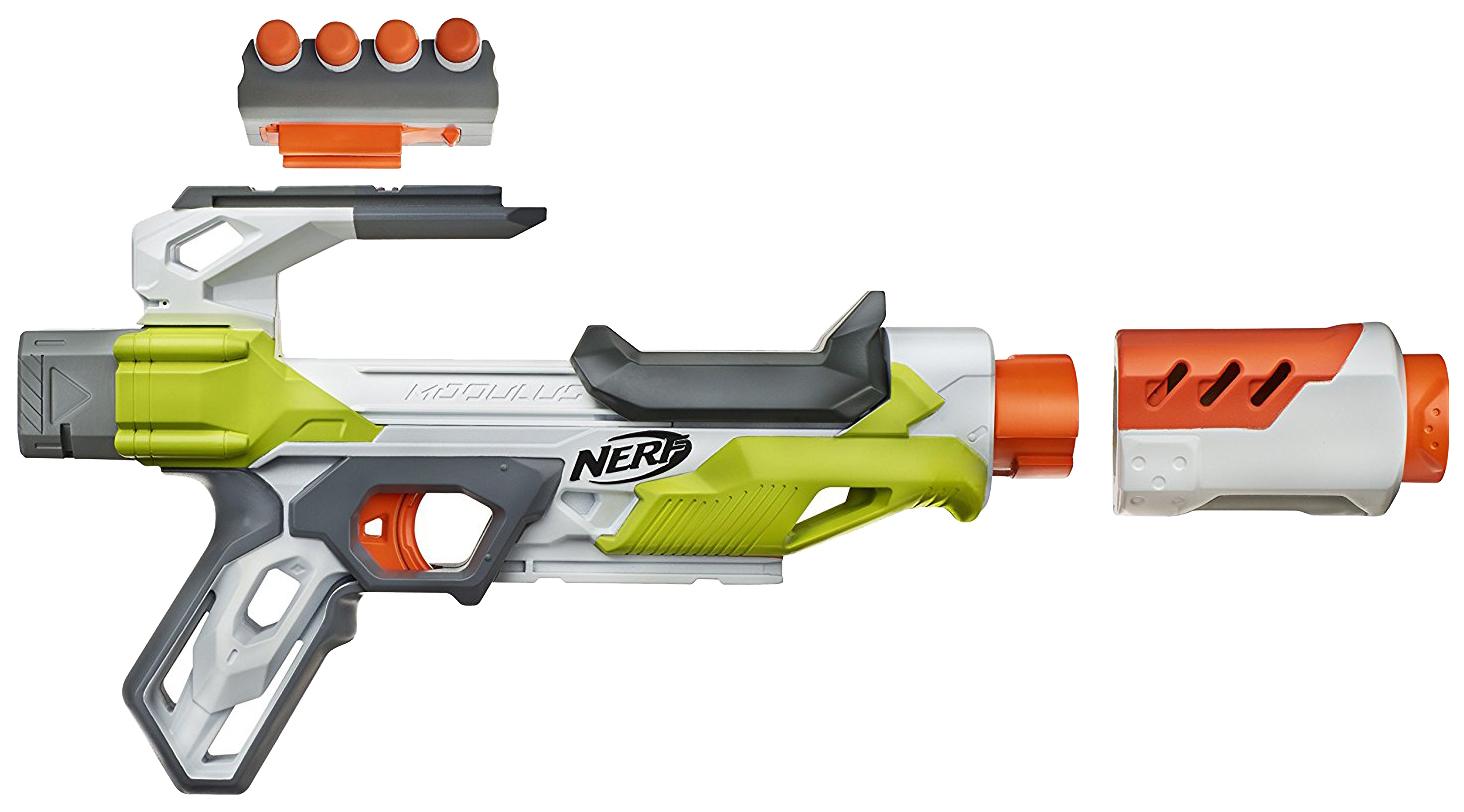 Бластер Hasbro Nerf N-Strike Modulus IonFire B4618EU6