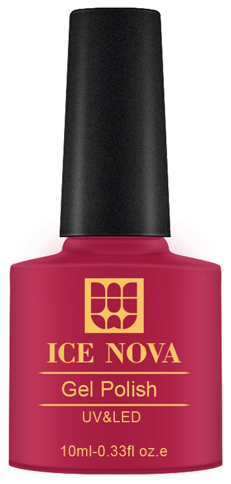 Купить Лак для ногтей ICE NOVA Gel Polish UV-LED 046 10 мл