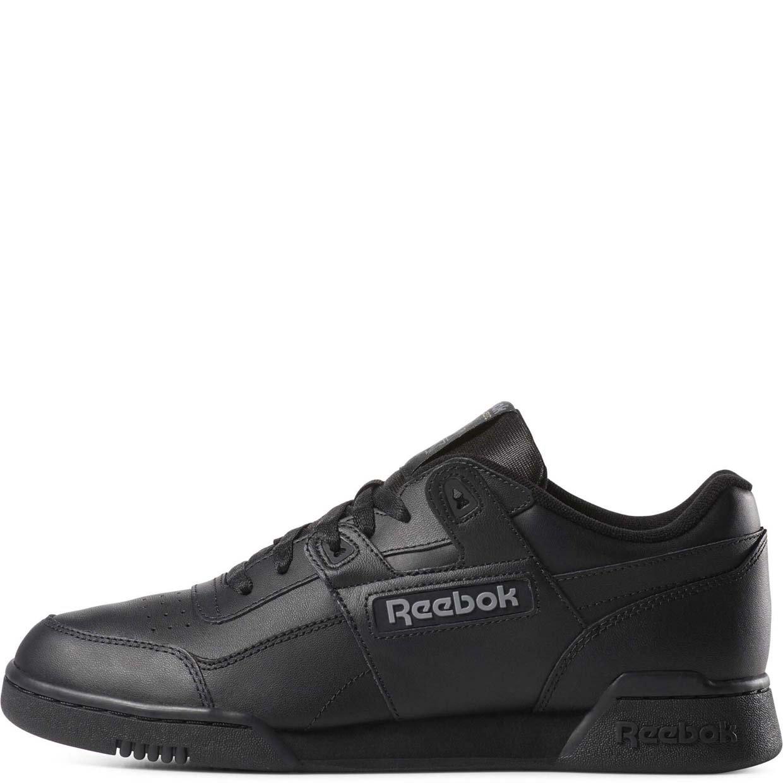 Кроссовки Reebok Workout Plus 2760, black, 40 RU Workout Plus по цене 6 540